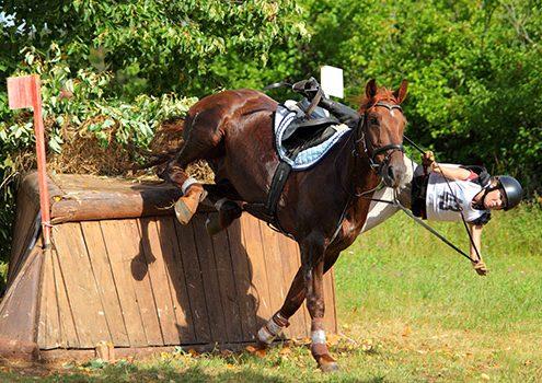 caida del caballo